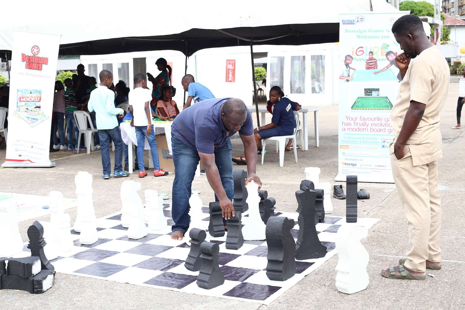 Videos From Lagos Games Festival 2019