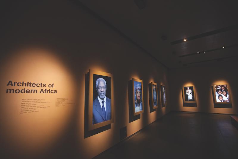 African Visionaries Museum